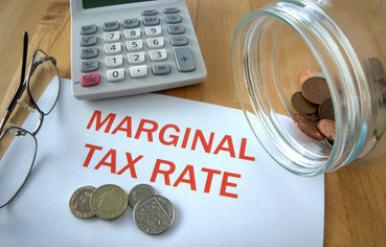 Marginal tax rate tax planning